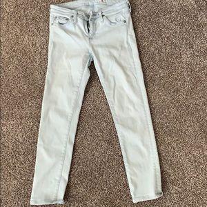 Skinny crop AG jeans